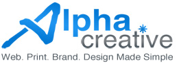 alpha creative logo